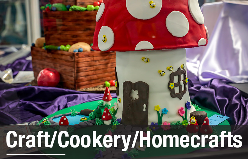 Craft, Cookery, Homecrafts